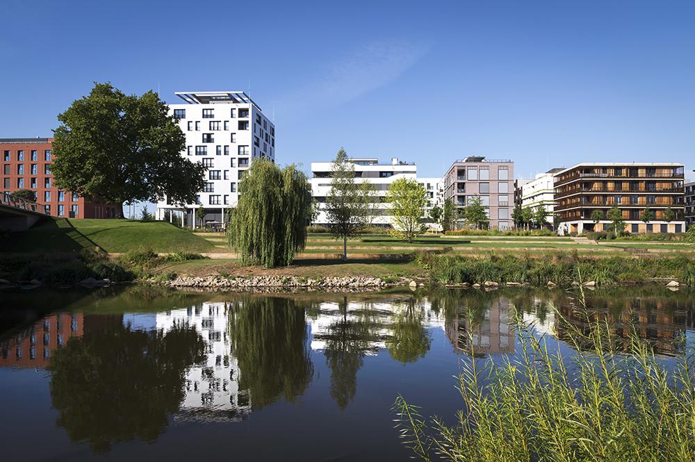Neckarbogen | SKAIO | Heilbronn